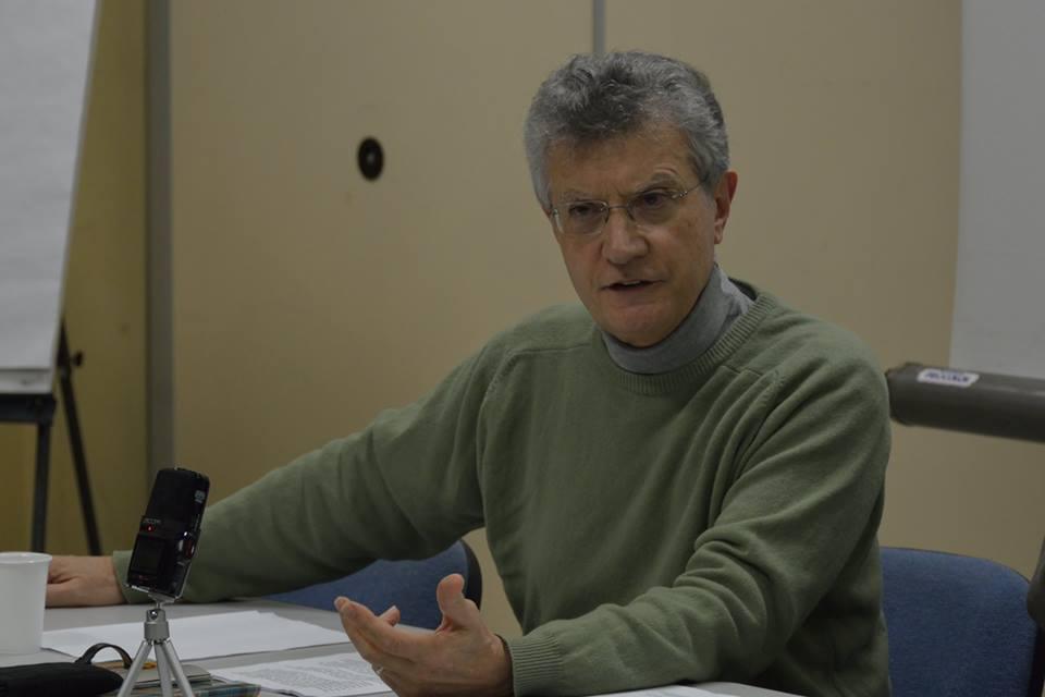 Conférence sur Rousseau et le capitalisme à la MJC