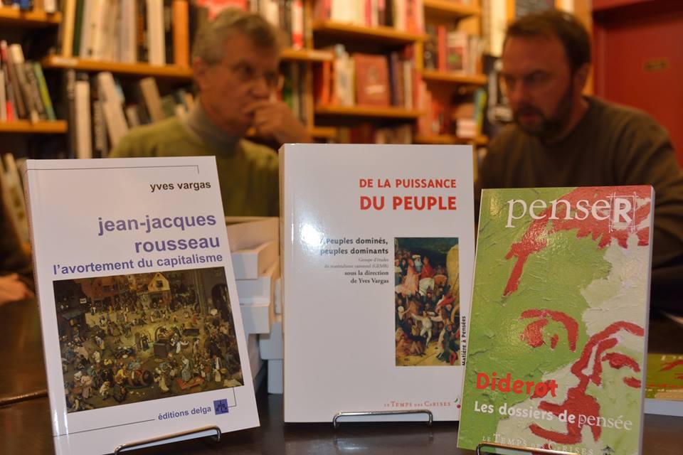 A la librairie (très) petite bibliographie