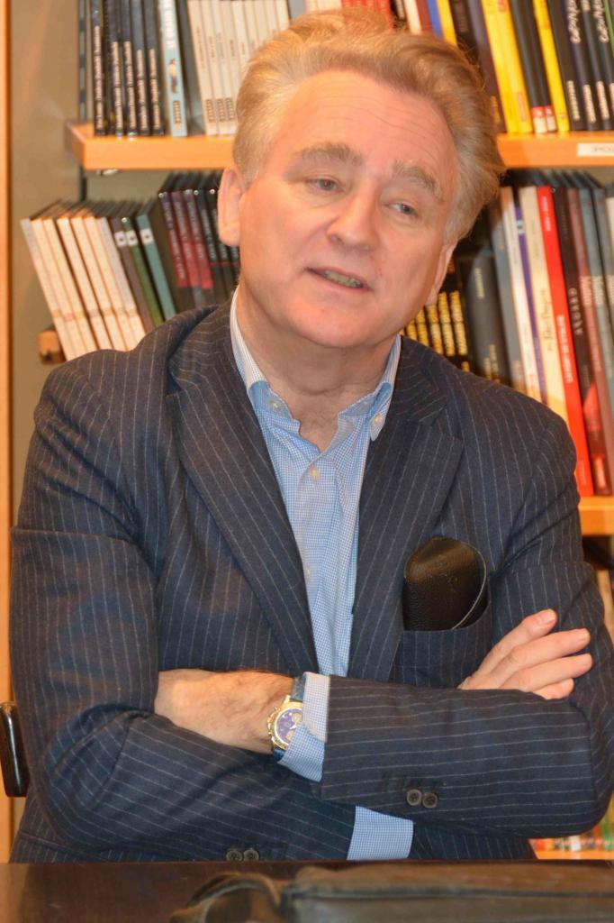 Michel Erman spécialiste de Proust